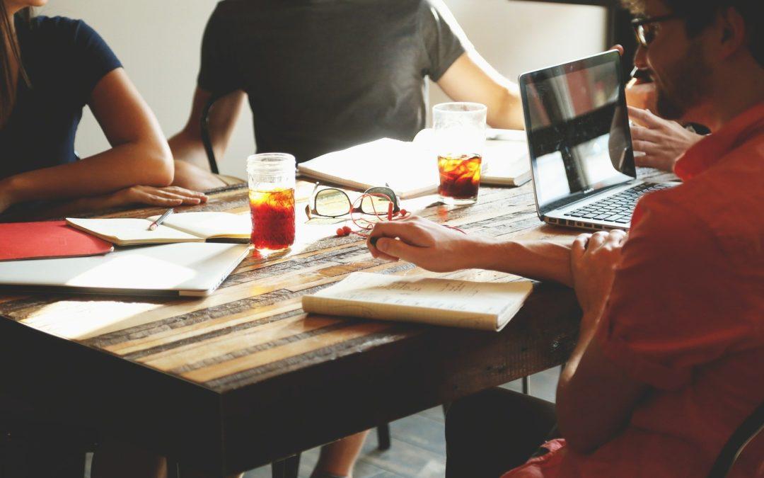 Kooperation mit einem Startup